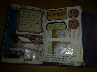 Journal pages and a new ribbon