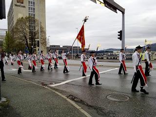 Congratulation Norway, congratulation Bergen