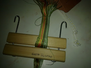 Card-weaving 2